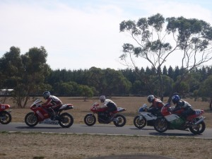 MAC Park Race 1 & 2 – OK for a tractor on a goat track?