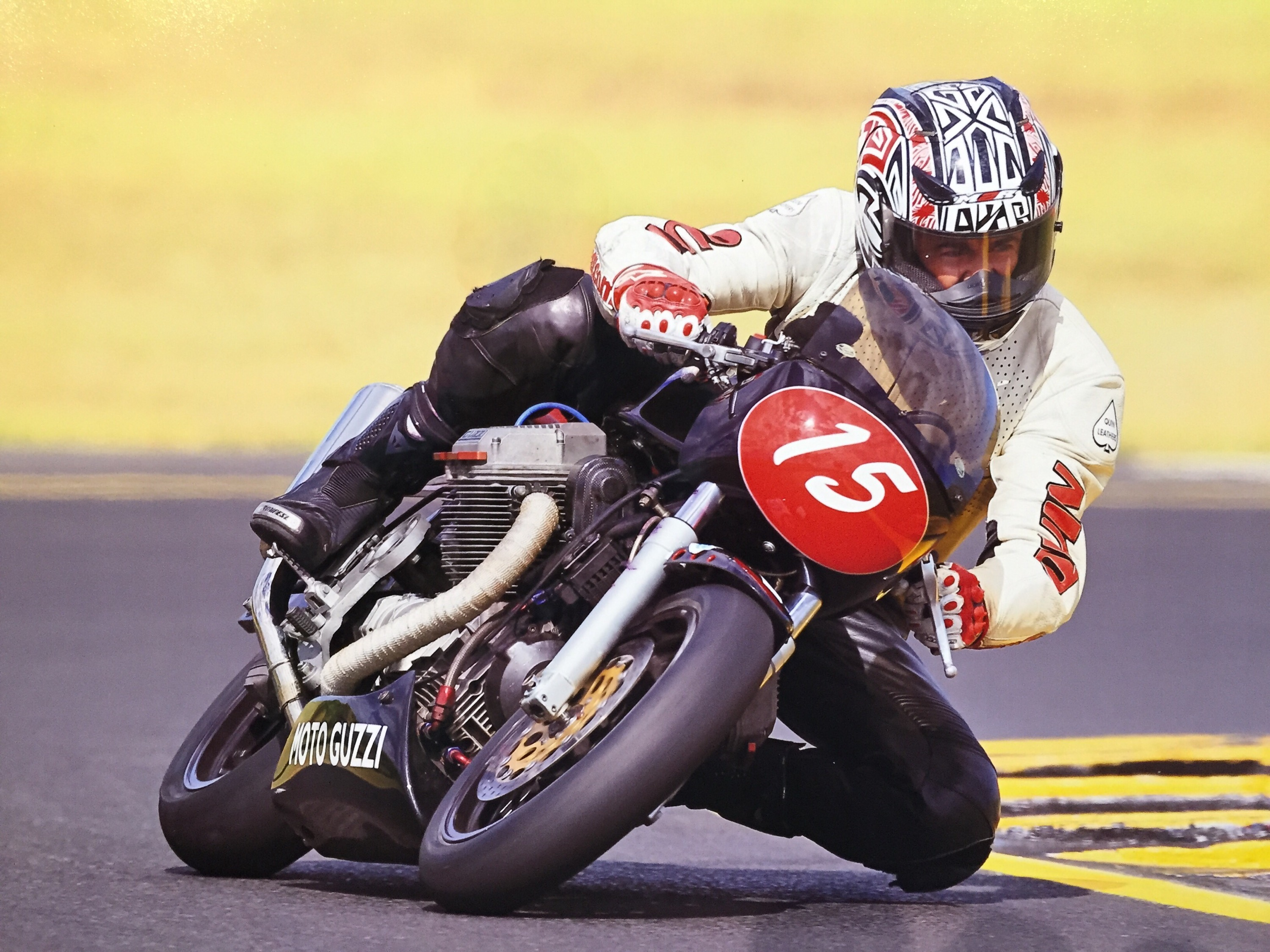 Barry Sheene Festival of Speed 2015
