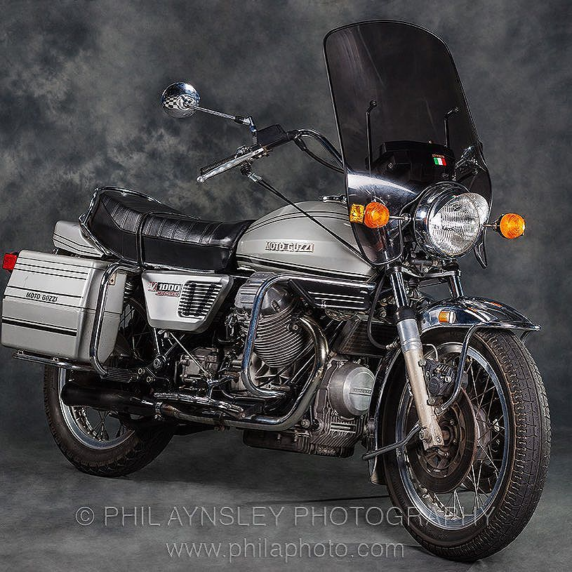 1975 Moto Guzzi Convert